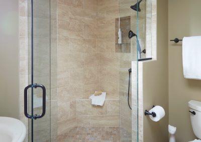 Dreyer shower