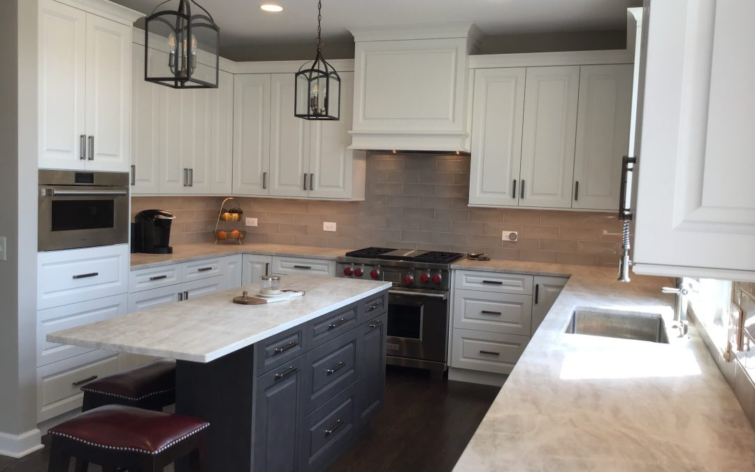 Recent Kitchen Remodel in Hawthorn Woods