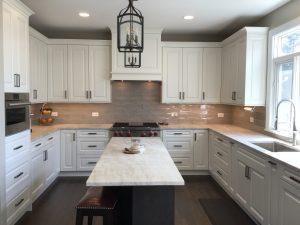 """Décor """"White Dove Cabinet Installation"""