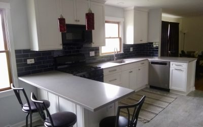Recent Kitchen Remodel in Lincolnshire
