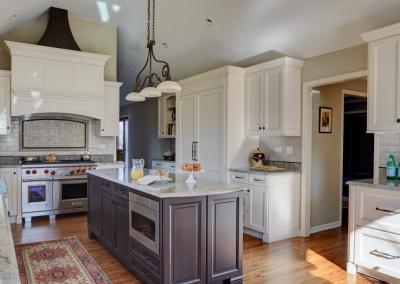 gourmet kitchen design