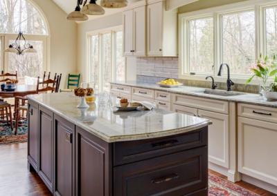 kitchen island storage design