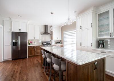 custom kitchen cabinets Palatine